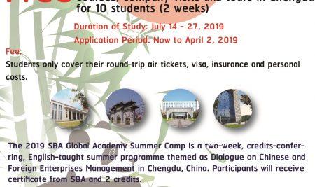 2019 Global Academy Summer Camp